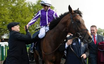 Too Darn Hot declared to take on Magna Grecia in vintage Tattersalls Irish 2000 Guineas clash at Curragh