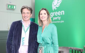Kildare woman elected to Green Party governing body