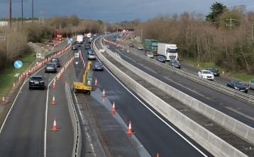 At long last, Naas south junction to open on the Kildare's M7 motorway