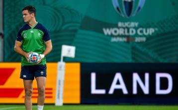 Jonathan Sexton dismisses 'strange negativity' as Ireland gear up for All Blacks test