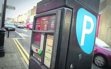REVEALED: The number of fixed notices issued for non display of parking tickets in Kildare and Newbrigde in two years