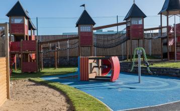 Playground vandalism infuriates local community