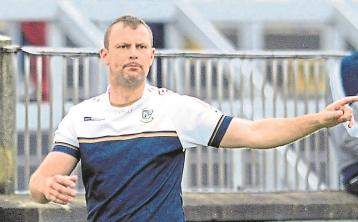 Kildare SFC final: Three-in-a-row for older generation says Ross