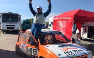 Kildare man wins top racing award in UK