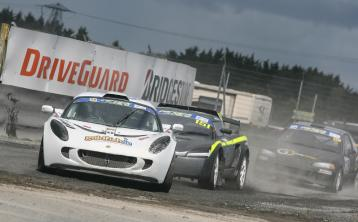 Floodlight Rallycross finale at Mondello Park