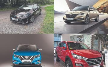 REVEALED: The best selling cars in Ireland in 2019