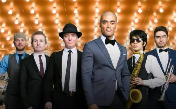 Luke Thomas and the Swing Cats coming to Co Kildare