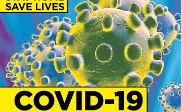 LATEST: Another 20 cases of Covid-19 diagnosed in Kildare; 500 more nationwide