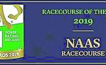 Huge entry as Naas prepares for return to racing