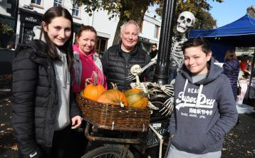 PICTURES: Enjoying the Irish Makers Market in Kildare town