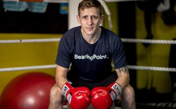 Kildare's Eric Donovan, more than just a top class pro fighter