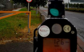 Motorists nabbed in Monasterevin on Slow Down Day