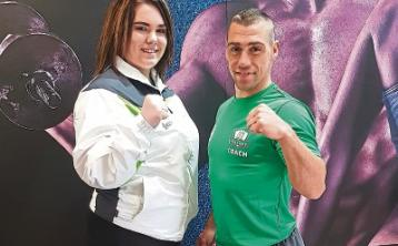 Kildare's Jordan Doran is making waves on the kickboxing world stage