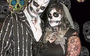 Halloween giveaways for best costume in Kildare town