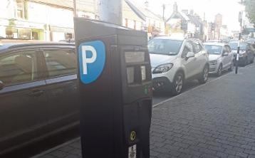 Free Christmas parking in Athy to last a month