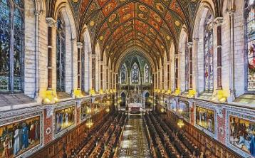 Kildare audience can watch stunning Christmas Carol Service from Maynooth College Chapel online