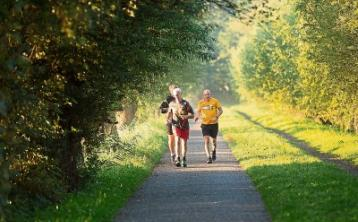KILDARE RUNNING LIFE: Spending time with friends is a top health resolution