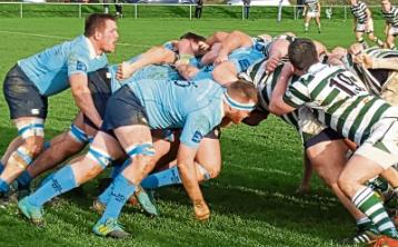 MU Barnhall beat Greystones in tense Kildare top of the table rugby battle