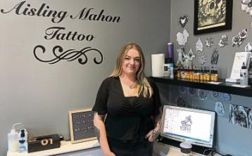 Meet the Kildare tattoo artist who helps women 'reclaim' their bodies after breast cancer
