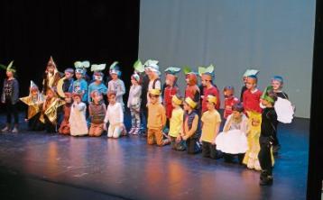 Two Kildare schools receive merits at drama festival