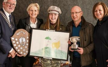 Naas student qualifies for international peace poster art competition