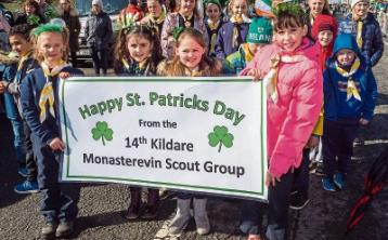 Monasterevin St Patrick's Day committee awards night