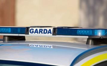 Lone male entered Kildare town petrol station armed with wheel brace
