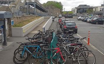 KILDARE CYCLING COLUMN: Solution to train station parking