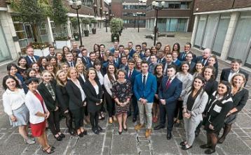 Five County Kildare graduates join Bord Bia talent acadeny