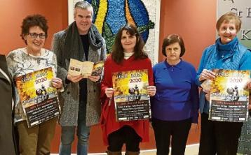 Flame of justice and peace theme of Feile Bride 2020 in Kildare town