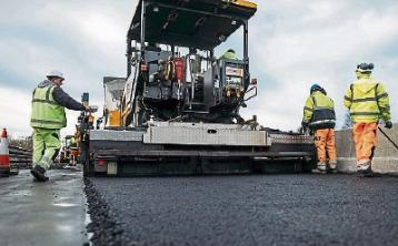 Kildare County Council announce traffic diversions due to M7 bypass upgrade