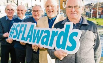Leixlip comes out on top in Kildare Mens Shed health programme