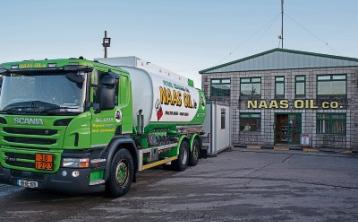 Hail, rain or Covid-19, Naas Oil and King's Gala continue to serve their customers