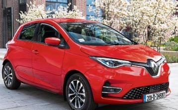 Motoring: Joe Mallon Motors brings forward VAT reduction — giving customers €1,000 VAT back on Renault Zoe in August