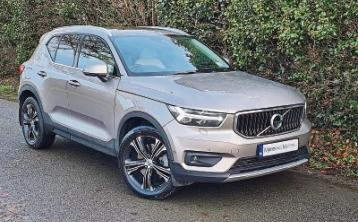 Motoring review: Volvo XC40 PHEV — unplug and play