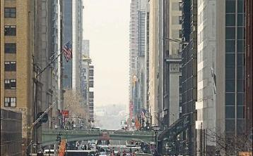 Naas is 'like Downtown Manhattan'