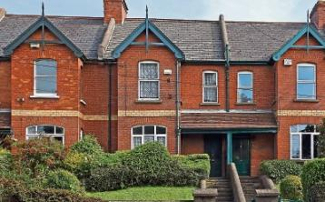 Former judge's home on market
