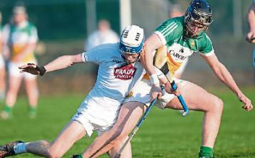 Kildare hurlers pipped by Offaly in encouraging display