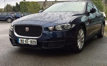 Kildare car review: the Jaguar x-factor