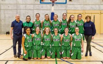 Leixlip basketballers into national play offs