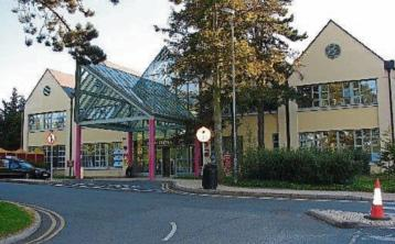 Eight patients on trolleys at Naas Hospital