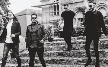 Irish band The Riptide Movement have strong links with Kildare