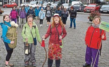 Upcoming St Brigid's Way pilgrimage to Kildare is 'Irish Camino' for devotees
