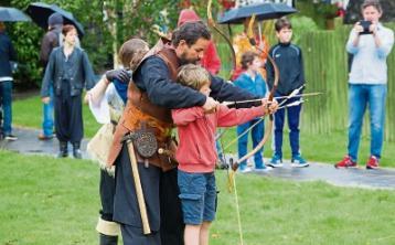 Third annual Kildare Town Medieval Festival tomorrow