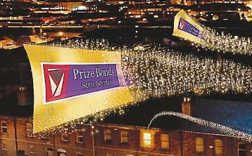Lucky Kildare winner scoops €50,000 Prize Bond win