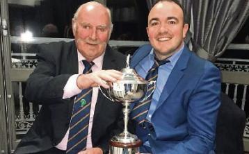 International success for Jamie and Mick of Newbridge Golf Club