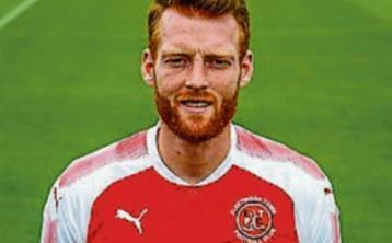 Celbridge native Cian Bolger in top form for Fleetwood Town