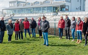 COUNTDOWN TO PUNCHESTOWN: It's the team that makes the difference