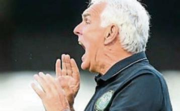 Mick Cooke takes charge at Newbridge Town AFC