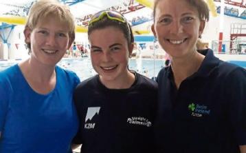 Newbridge scoliosis swim coaches bound for Kilimanjaro